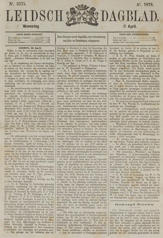 Leidsch Dagblad 1878-04-17
