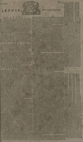 Leydse Courant 1743-08-05