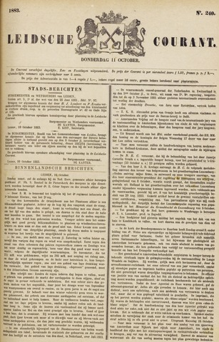 Leydse Courant 1883-10-11