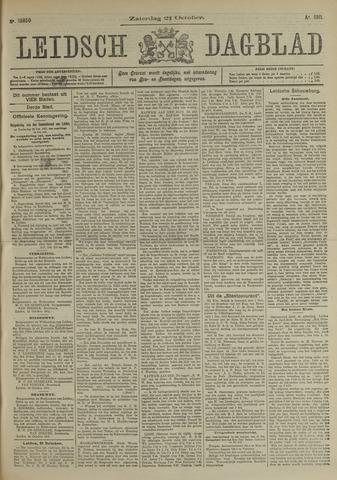 Leidsch Dagblad 1911-10-21
