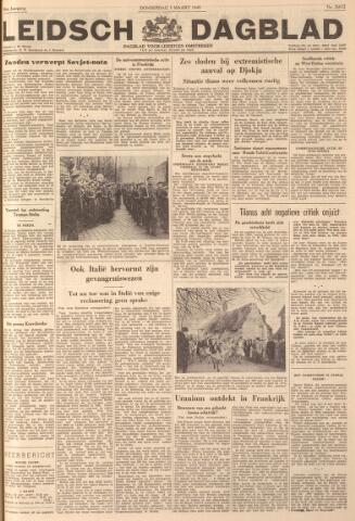 Leidsch Dagblad 1949-03-03