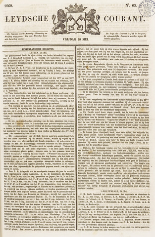 Leydse Courant 1860-05-25