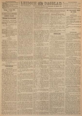 Leidsch Dagblad 1923-02-03