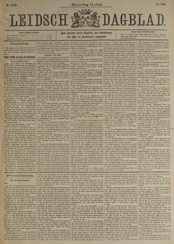 Leidsch Dagblad 1896-07-11