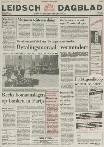 Leidsch Dagblad 1982-02-17