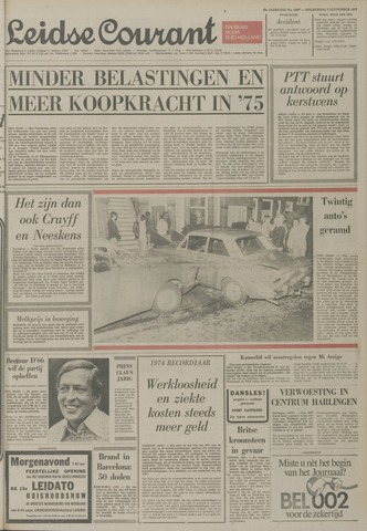 Leidse Courant 1974-09-05