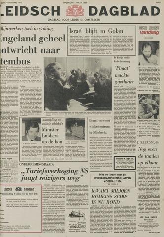 Leidsch Dagblad 1974-02-09