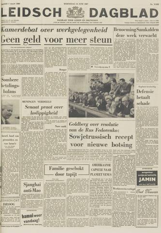 Leidsch Dagblad 1967-06-14