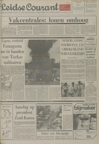 Leidse Courant 1974-08-15