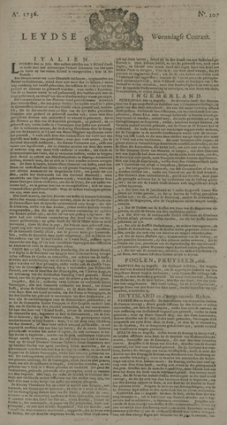 Leydse Courant 1736-09-05