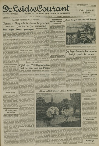 Leidse Courant 1952-07-29