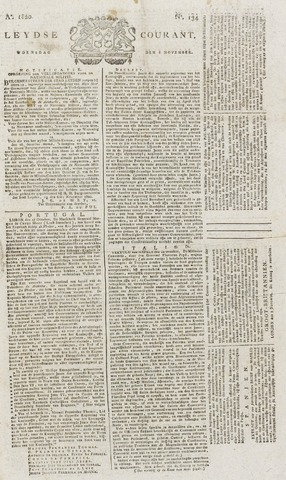 Leydse Courant 1820-11-08
