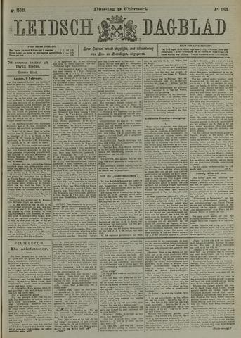 Leidsch Dagblad 1909-02-09
