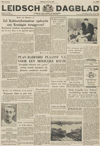 Leidsch Dagblad 1956-07-20