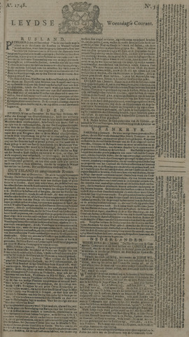 Leydse Courant 1748-01-10