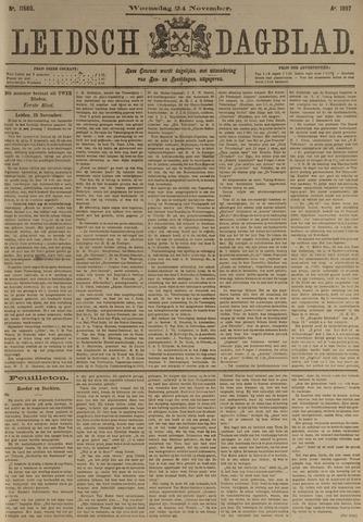 Leidsch Dagblad 1897-11-24
