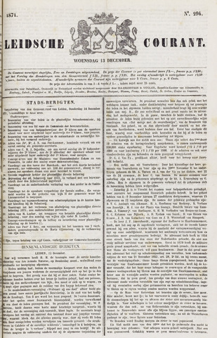 Leydse Courant 1871-12-13