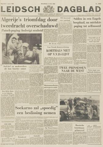 Leidsch Dagblad 1962-07-02