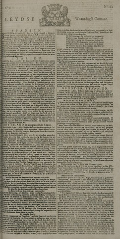 Leydse Courant 1745-05-19