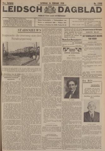 Leidsch Dagblad 1938-02-26