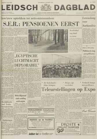 Leidsch Dagblad 1970-03-25