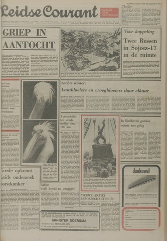 Leidse Courant 1975-01-11