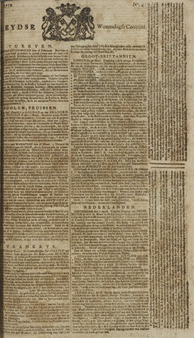 Leydse Courant 1770-04-04