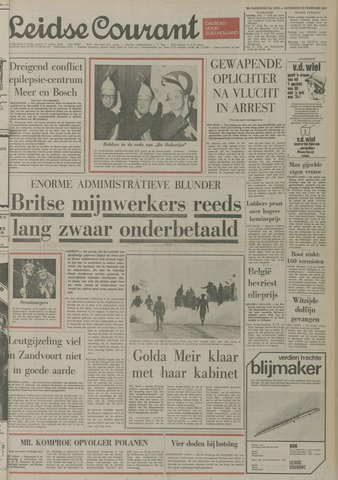 Leidse Courant 1974-02-23