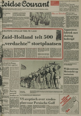 Leidse Courant 1980-12-11