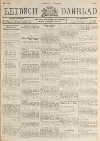 Leidsch Dagblad 1915-10-01