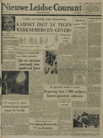 Nieuwe Leidsche Courant 1965-11-19