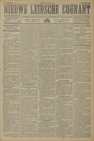 Nieuwe Leidsche Courant 1927-05-20