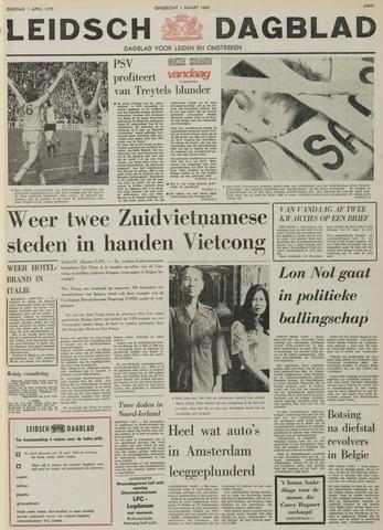 Leidsch Dagblad 1975-04-01