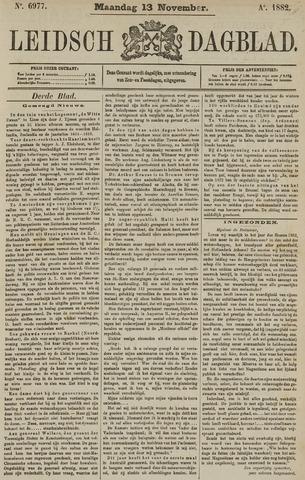 Leidsch Dagblad 1882-11-13