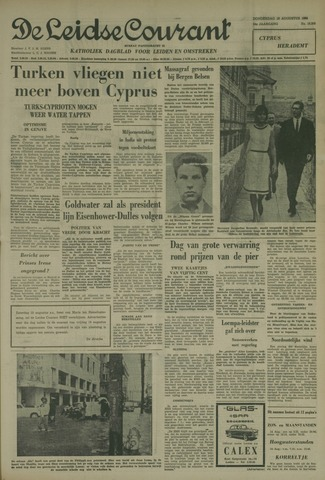 Leidse Courant 1964-08-13