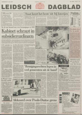 Leidsch Dagblad 1990-07-18