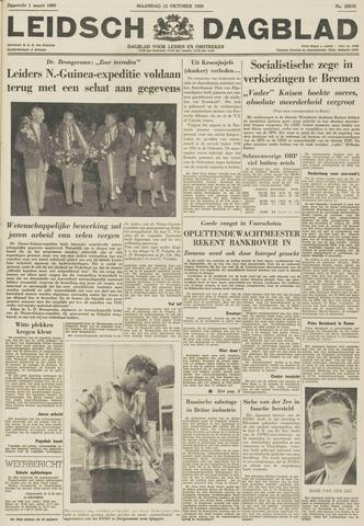 Leidsch Dagblad 1959-10-12