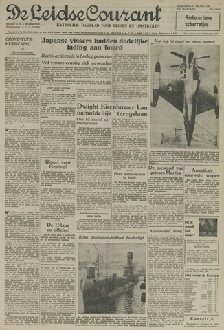 Leidse Courant 1954-03-17