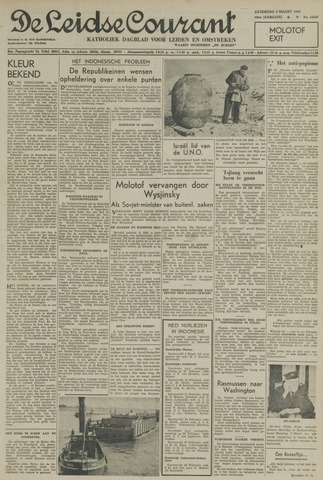 Leidse Courant 1949-03-05