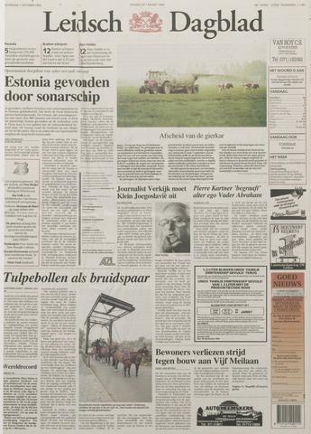 Leidsch Dagblad 1994-10-01