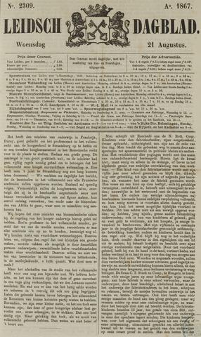 Leidsch Dagblad 1867-08-21