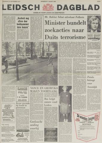 Leidsch Dagblad 1977-09-24