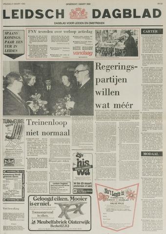 Leidsch Dagblad 1980-03-21