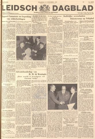 Leidsch Dagblad 1949-11-28