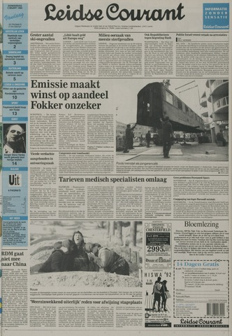 Leidse Courant 1992-03-05