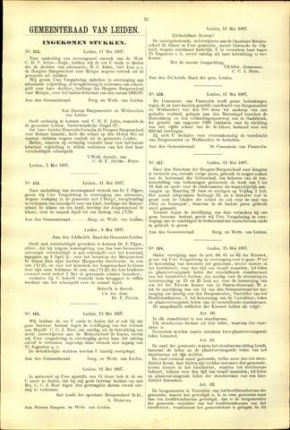 Handelingen van de Raad 1897-05-11
