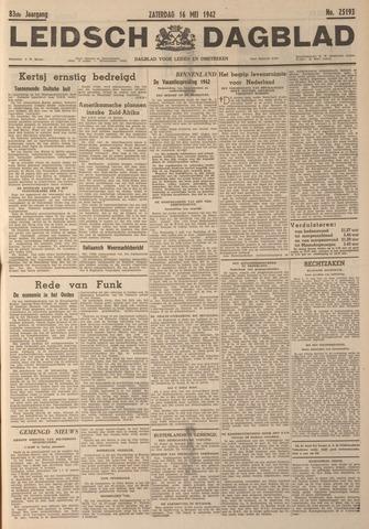 Leidsch Dagblad 1942-05-16