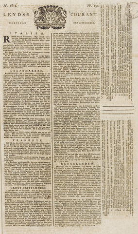 Leydse Courant 1814-12-21