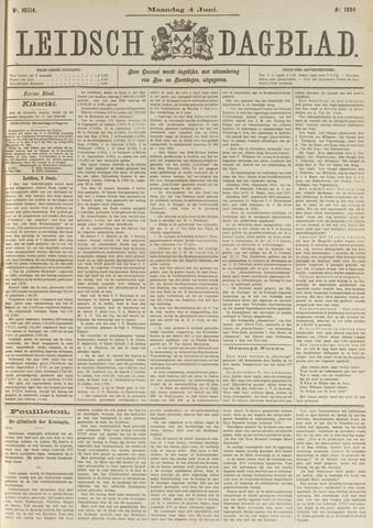 Leidsch Dagblad 1894-06-04