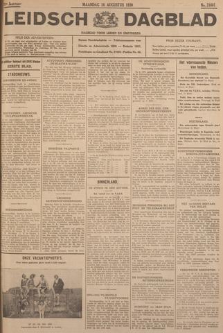 Leidsch Dagblad 1930-08-18
